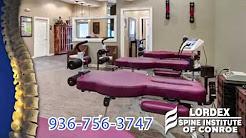 Chiropractor Conroe, Texas | Spinal Decompression, Sciatica Pain Treatment & Massage