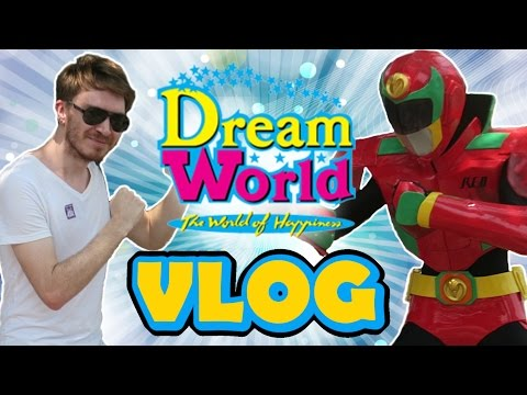 DREAM WORLD BANGKOK VLOG | Fighting, Screaming & Vomiting!