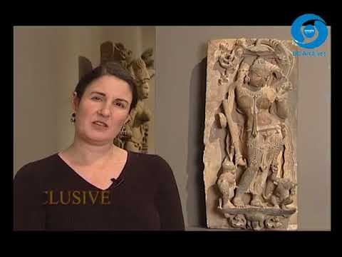 THE SCULPTURE OF INDIA EPI 11 THE TEMPLE COSMOS SCULPTURE OF CENTRAL INDIA