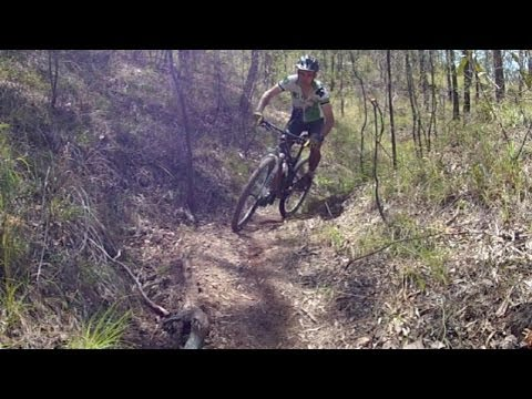 MTB Cornering Technique for Loose and Slippery Exits