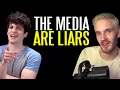 The Media Are Liars (In Defense of PewDiePie)