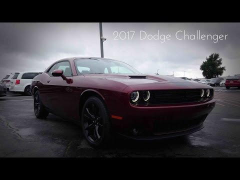 2017 Dodge Challenger Blacktop 3.6 L V6 Review