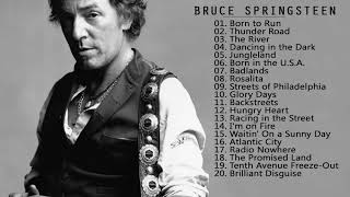 Bruce Springsteen Greatest Hits    Best Song Of Bruce Springsteen