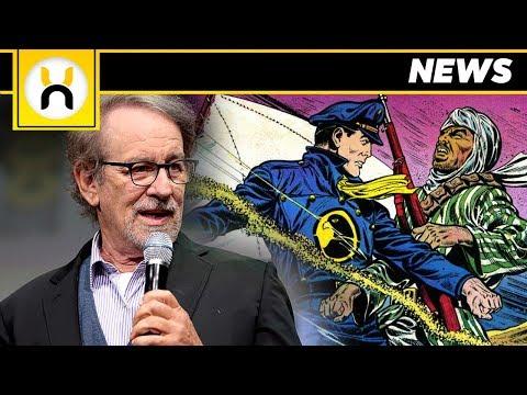 Steven Spielberg Directing Blackhawk Movie for DC & WB