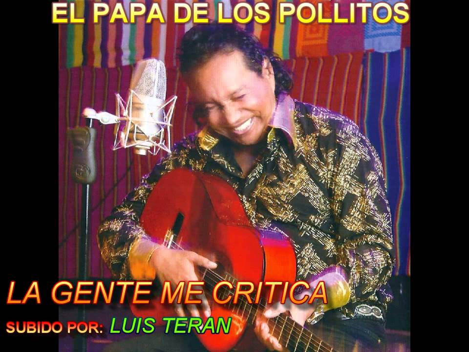 Download La Gente Me Critica - DIOMEDES DIAZ