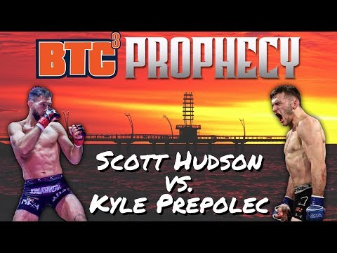 Road to BTC 3 - Scott Hudson vs. Kyle Prepolec
