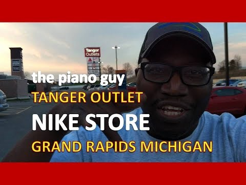 GRAND RAPIDS MICHIGAN NIKE OUTLET