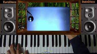 Modern Martina & KS  - Cтучит по окнам дождь (Korg Pa  700) EuroDisco80