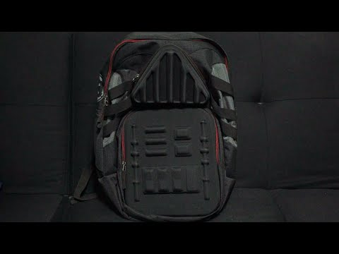 Darth Vader Gaming Backpack from Bioworld Merchandising REVIEW