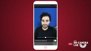 Virtual On-Camera Lab Tech Tips: Zoom Mobile App