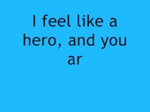 Hero Heroine - Boys Like Girls Lyrics