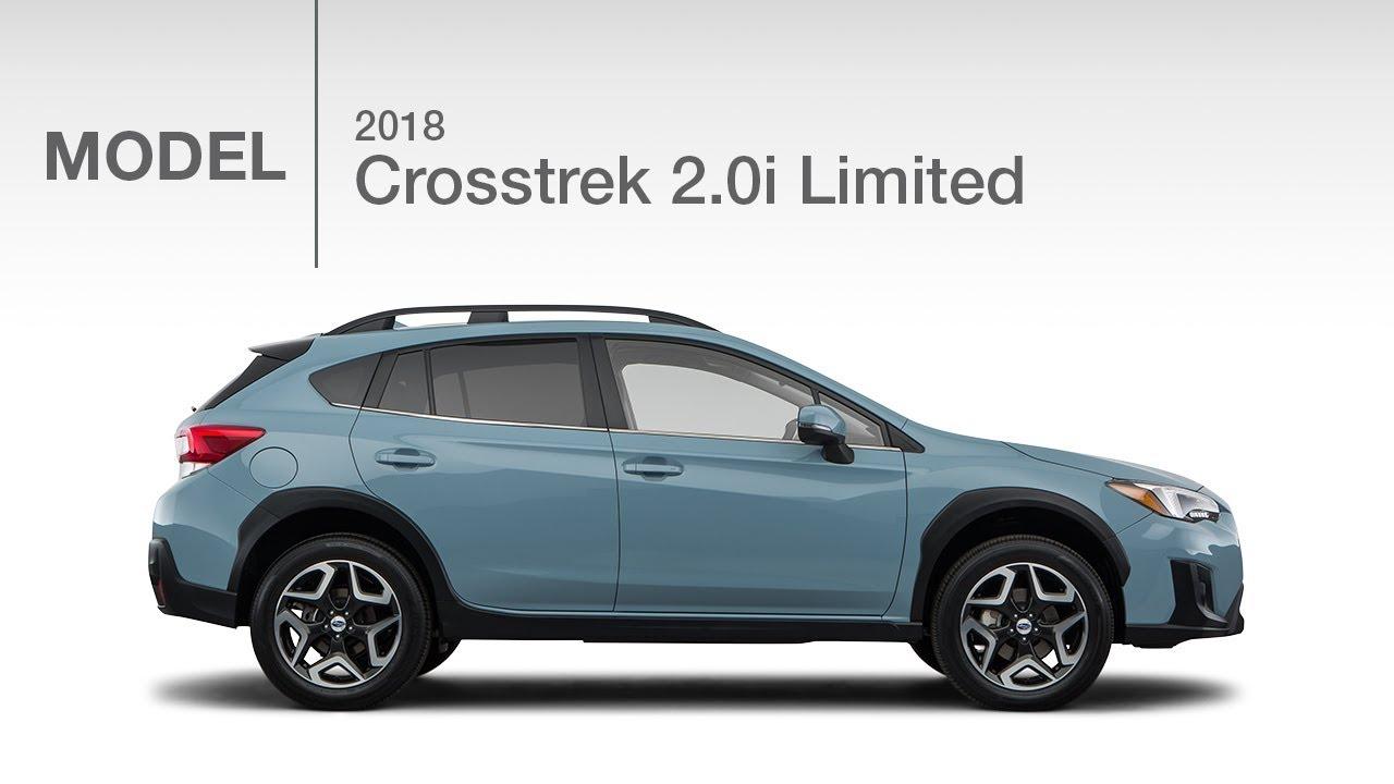 2018 Subaru Crosstrek 2.0i Limited | Model Review