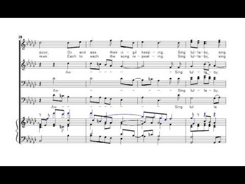 Mary's lullaby ( John Rutter )