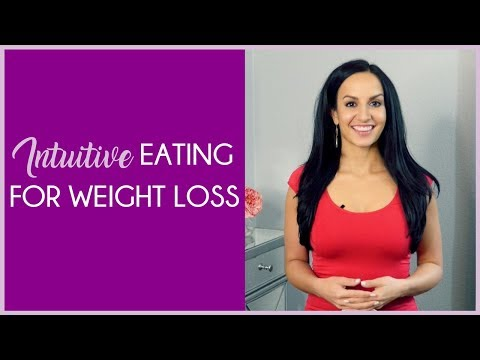 Intuitive Eating For Weightloss