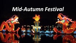 Mid-Autumn Festival (Trung thu) - Tet holiday for children in Vietnam