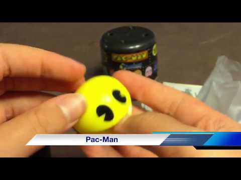 Pac-Man-topia! | Pac-Man Mashems Surprise | E And A Today!