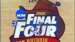 2008 NCAA Basketball Final Four Memphis vs UCLA