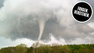 Tornados in Deutschland: So entstehen die gefährliche Wetterphänomene
