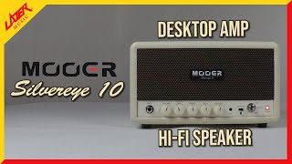 MOOER SILVEREYE 10 - Desktop Amplifier & Hi-Fi Speaker