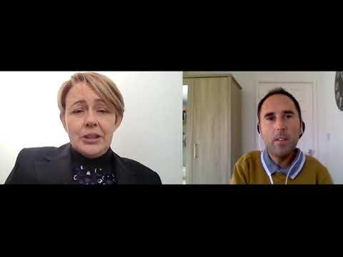 Conversations with... Tanni Grey Thompson - January 2018 - London (UK)