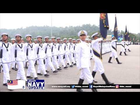 ROYAL MALAYSIAN NAVY - AHOY!!! Navy Update : Perbarisan Persaraan PAT Ke-18