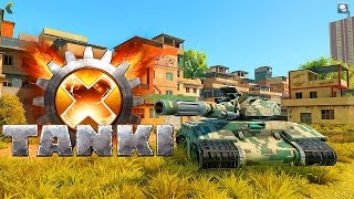 Tanki X - online sream #2