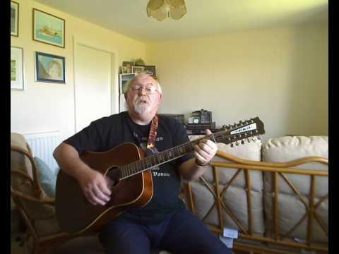 12-string Guitar: Stewball (Including lyrics and chords)