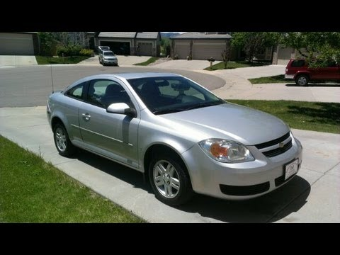 2006 chevy cobalt lt coupe review walkaround youtube - Chefy 5 opiniones ...