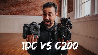Canon 1DC The Most Underrated Cinema Camera of 2019!