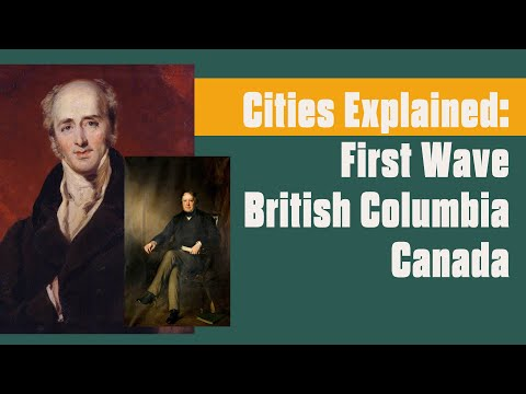 First Wave Urban Reform: Planning history in British Columbia and Vancouver