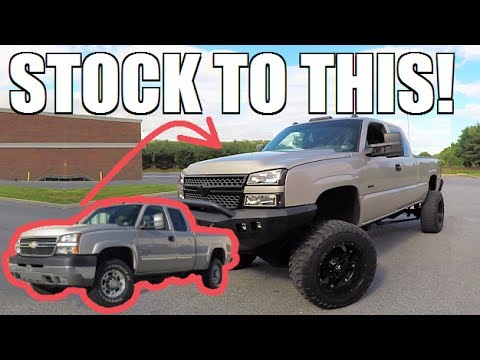 Everything You Wanted To Know About My Duramax Build