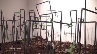 খুব সুন্দর একটি শিল্পকর্ম - না দেখলে মিস - Simple Crafts Sculpture