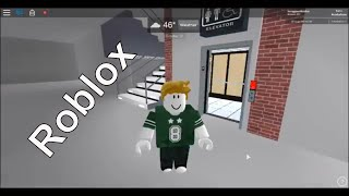 Roblox AWESOME DESIGN (elevator at Roblox Community Center) with Tony and Big Tony Family