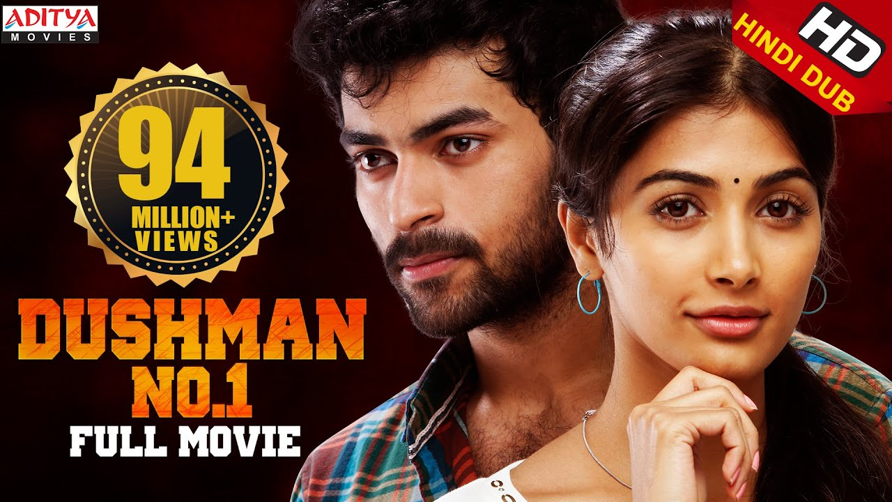 Download Dushman No.1 Hindi Dubbed Full Movie (MUKUNDA) | New Released Movie | Varun Tej, Pooja Hegde