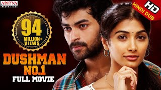 Dushman No.1 New Full Hindi Dubbed Movie 2017 (MUKUNDA) || Varun Tej, Pooja Hegde