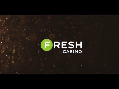 Казино Fresh C бонусом  за регистрацию 2019