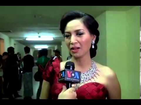 Voa Burmese Tv Update On 05 October 2017 Rainbow Miss Universe Myanmar You