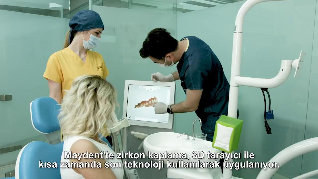 Maydent Agiz Ve Dis Sagligi Poliklinigi Bagcilar Istanbul