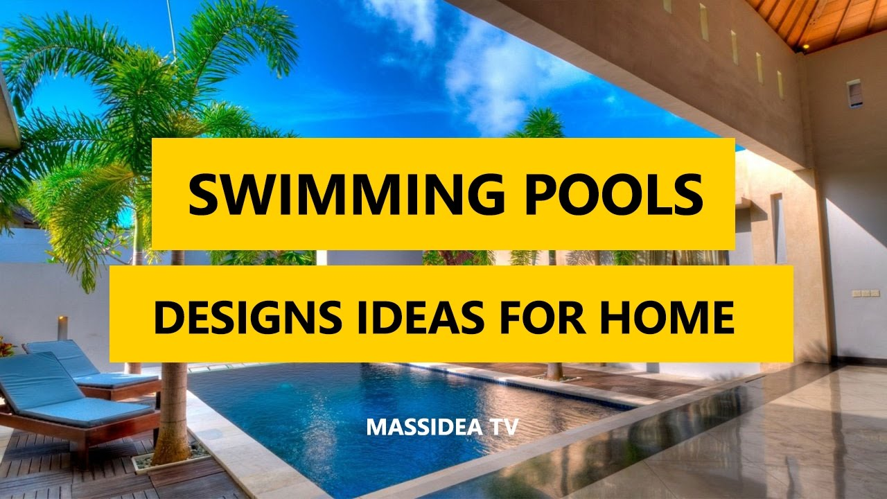 50+ Awesome Home Swimming Pools Designs Ideas In The Worlds 2017