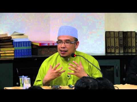 5  Diri Yang Tahu, Hati Suci atau Kotor - Dato' Dr MAZA