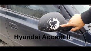 Hyundai Accent II (с пробегом 210000 км) ! Обзор гражданского надежного автомобиля !