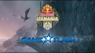 Game TV Schweiz - Red Bull Itemania 2018