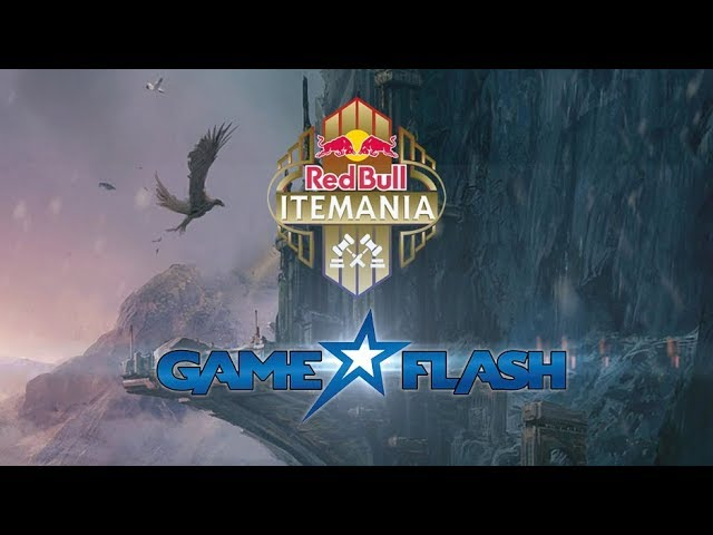 GAME FLASH: Red Bull Itemania 2018