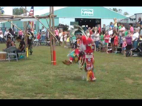 American Indian Pow Wow at Benton County Fair