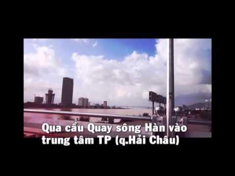 Những chiếc cầu sông Hàn Đà Nẵng. 10-2012