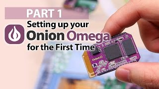 Part 1 - First Look at the Onion Omega - Onion Omega Crash Course