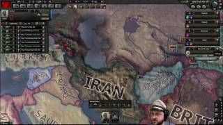 Hearts of Iron IV - Multiplayer - The Three Day War - Day 1