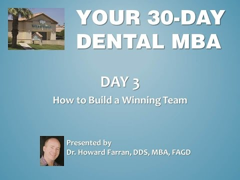 Day 3: How To Build A Winning Team