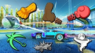 One of Jon Sandman's most viewed videos: MODDED 1 SECOND RUMBLE = THE BEST GAME MODE EVER! | ROCKET LEAGUE