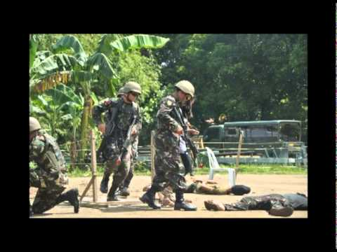 Internal Security Force CQB